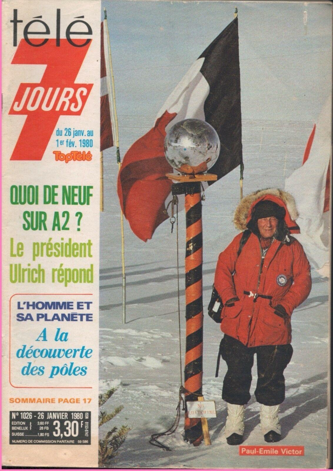 19 au 25 janvier 1980