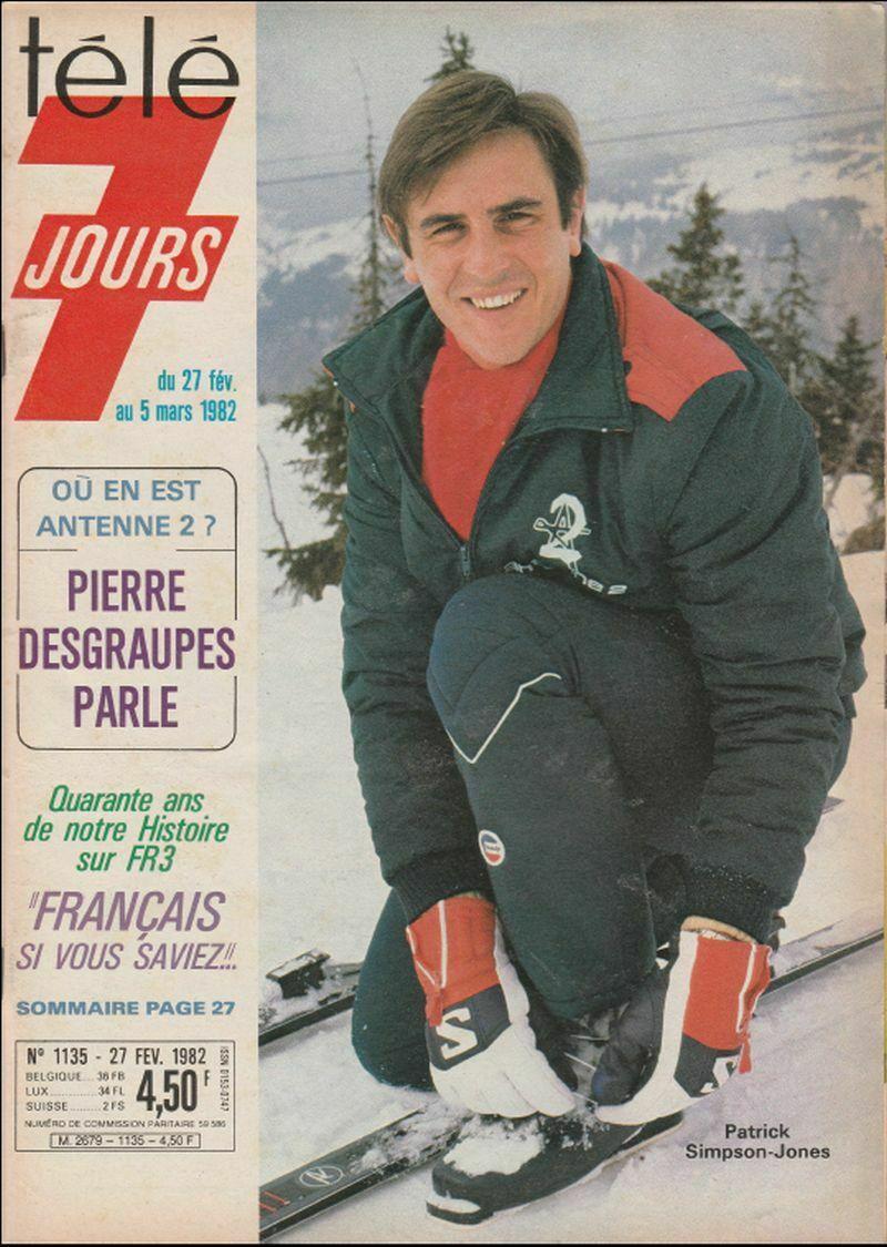 27 février au 5 mars 1982