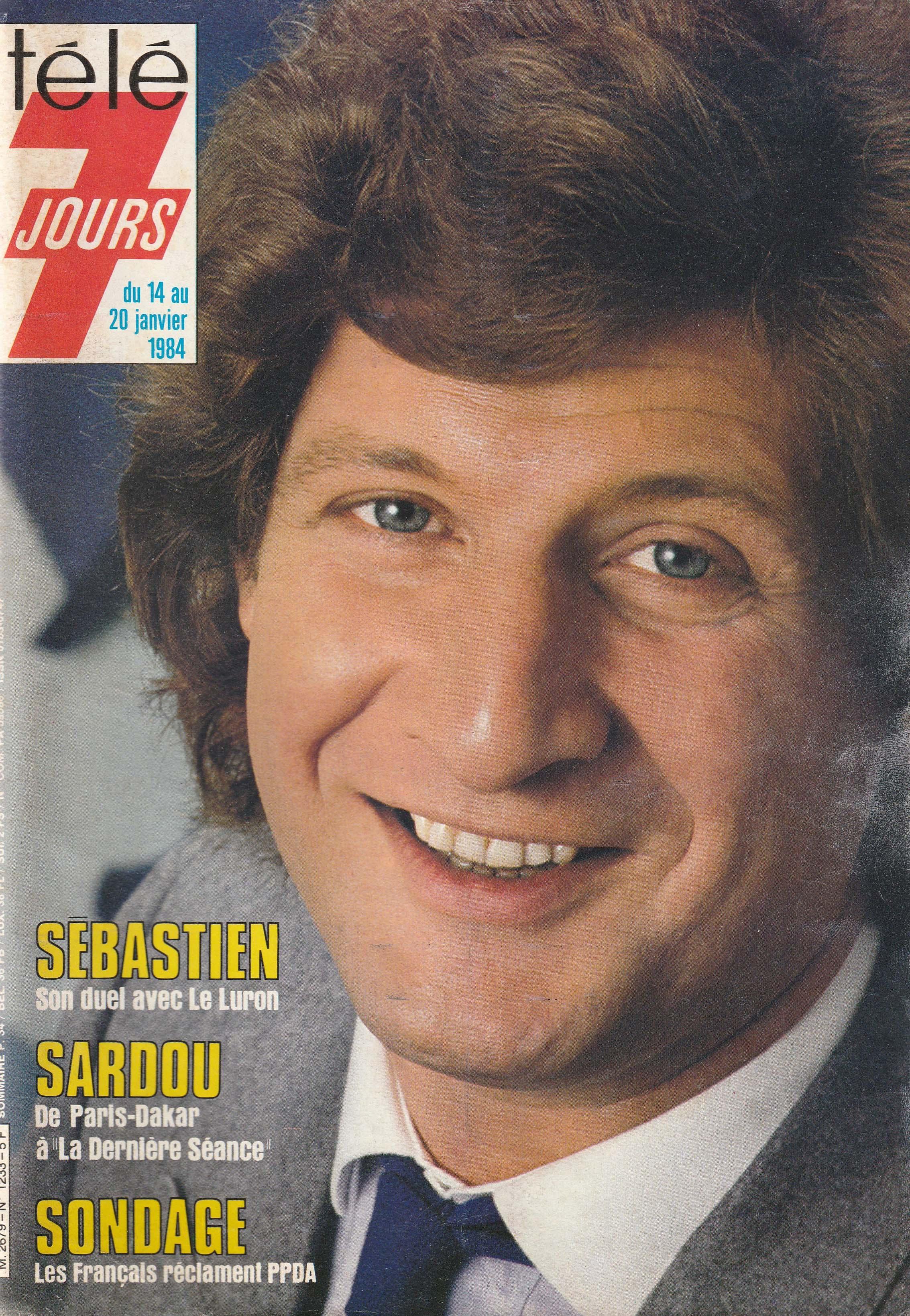 Programme TV du 14 au 20 janvier 1984