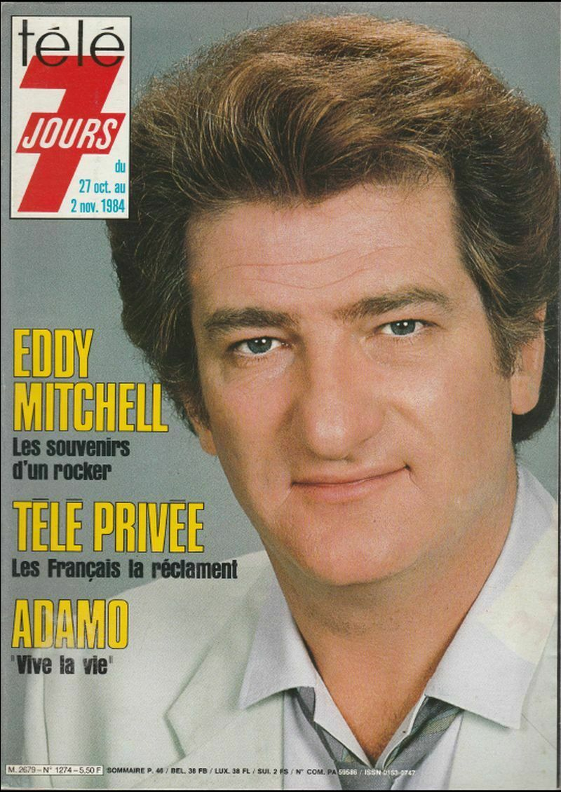 27 octobre au 2 novembre 1984