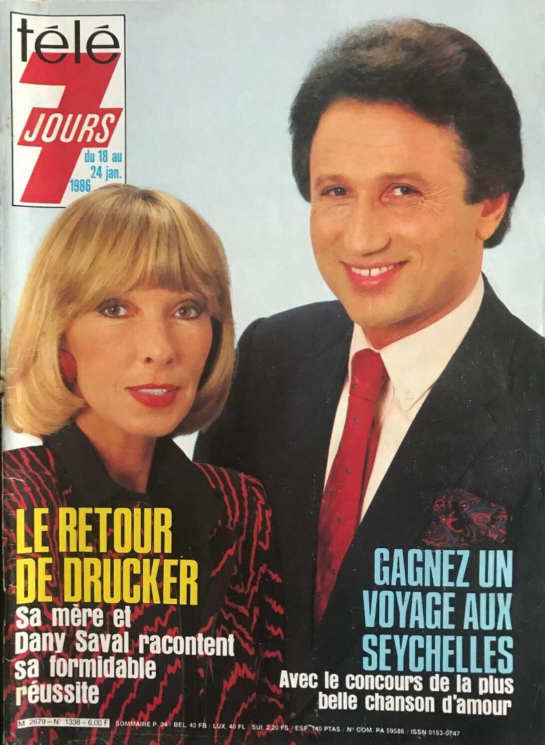 18 au 24 janvier 1986