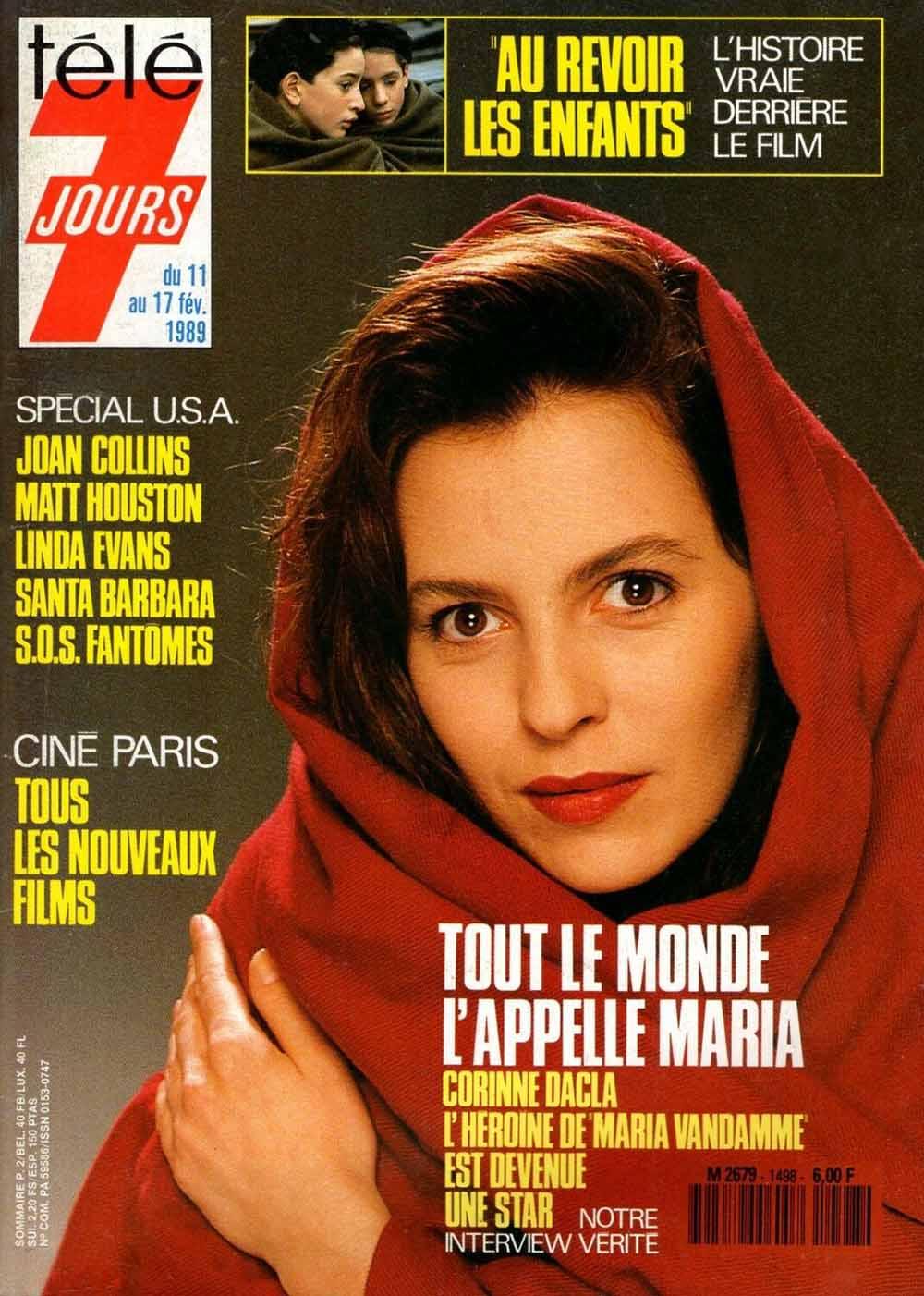 Programme TV du 11 au 17 février 1989
