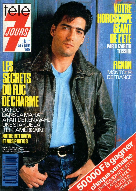 Programme TV du 1er au 7 juillet 1989