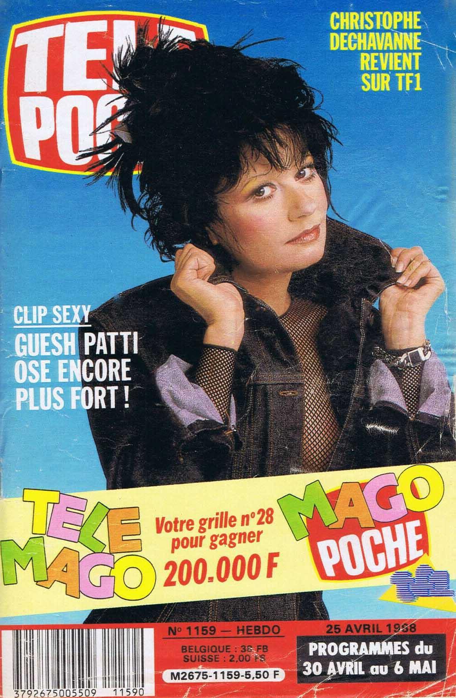 30 avril au 6 mai 1988