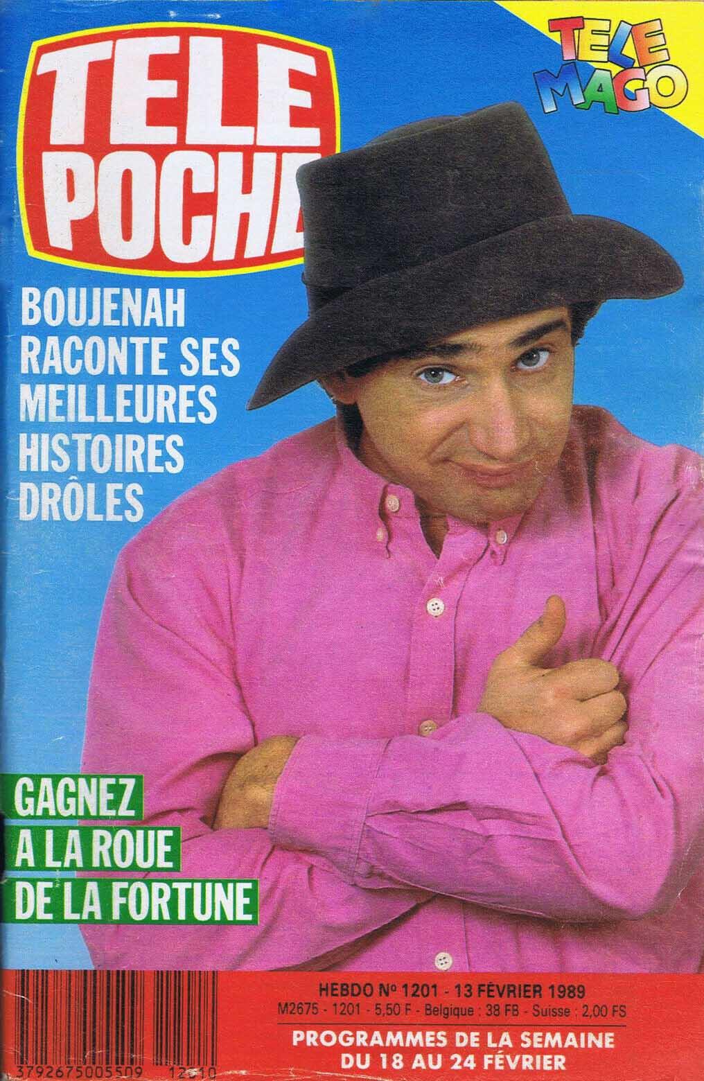 18 au 24 février 1989