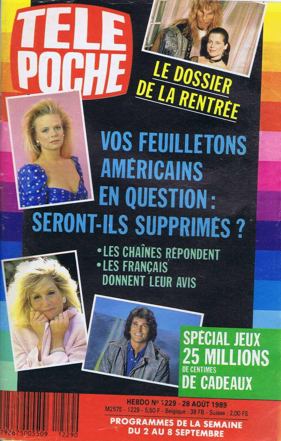 2 au 8 septembre 1989