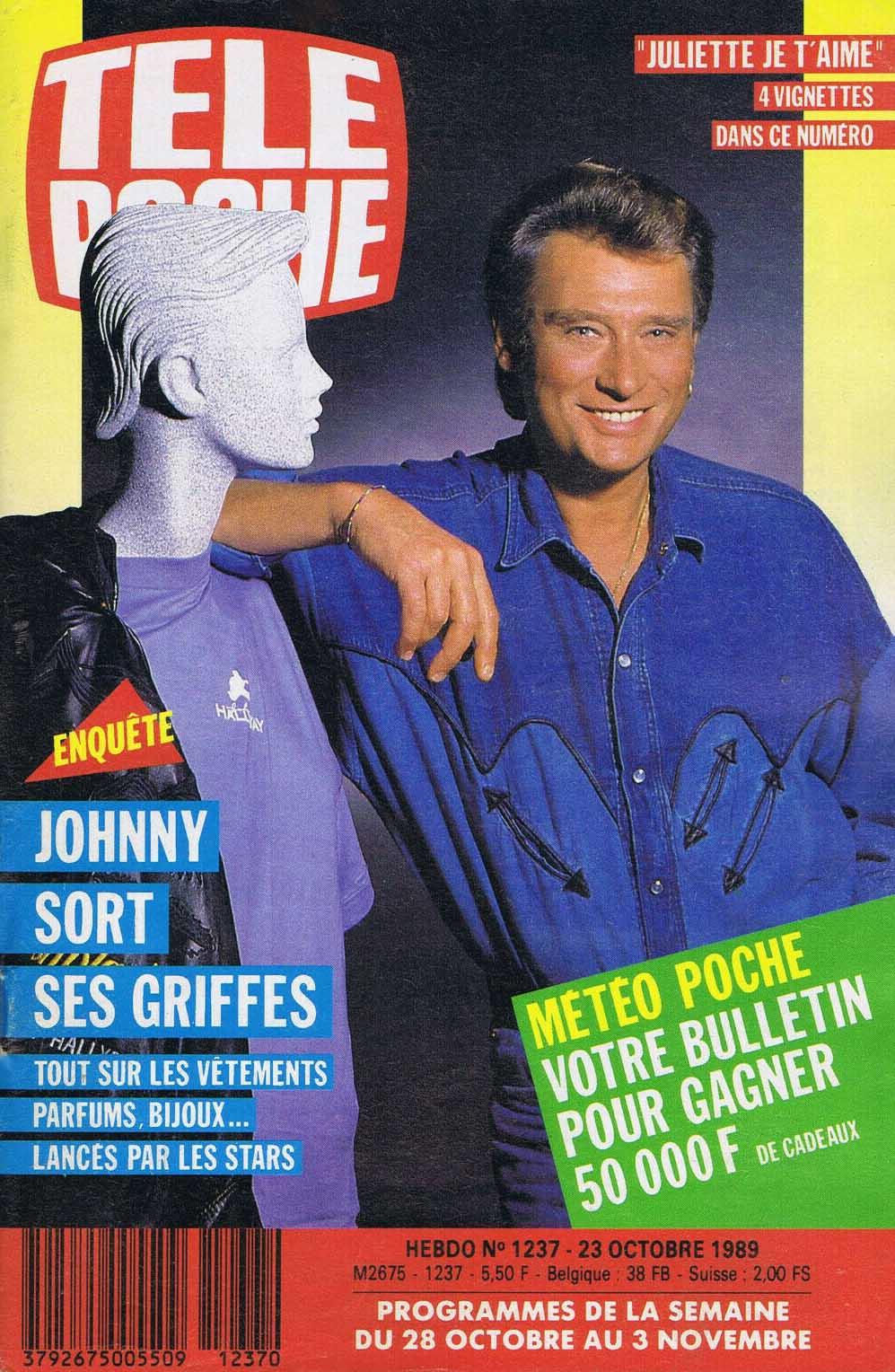 28 octobre au 3 novembre 1989