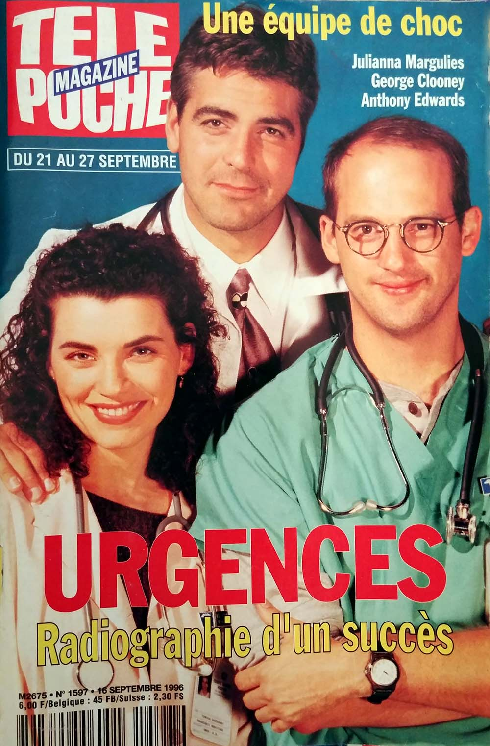 21 au 27 septembre 1996