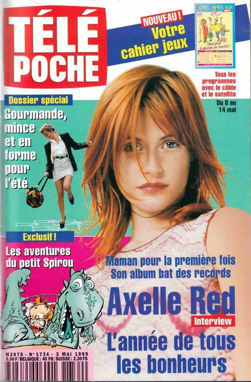 Programme TV du 8 au 14 mai 1999