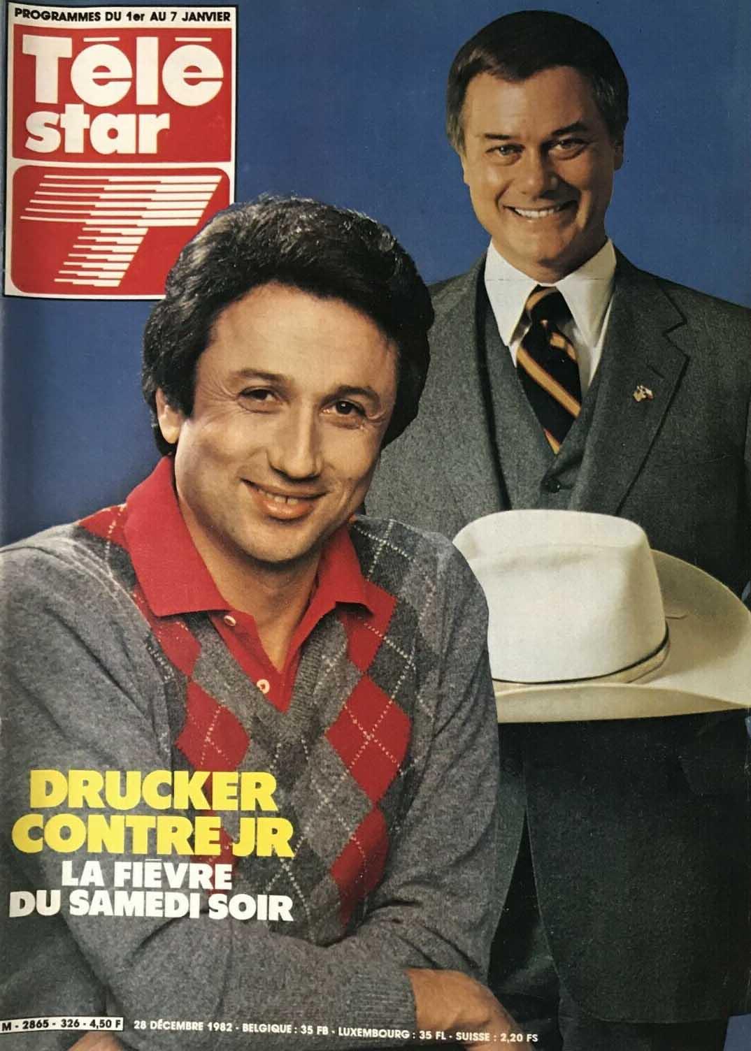 1er au 7 janvier 1983