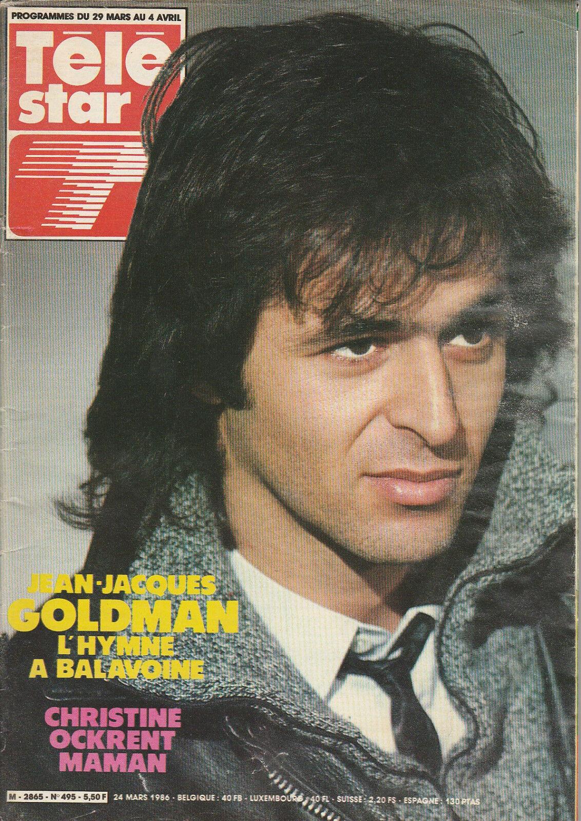 29 mars au 4 avril 1986