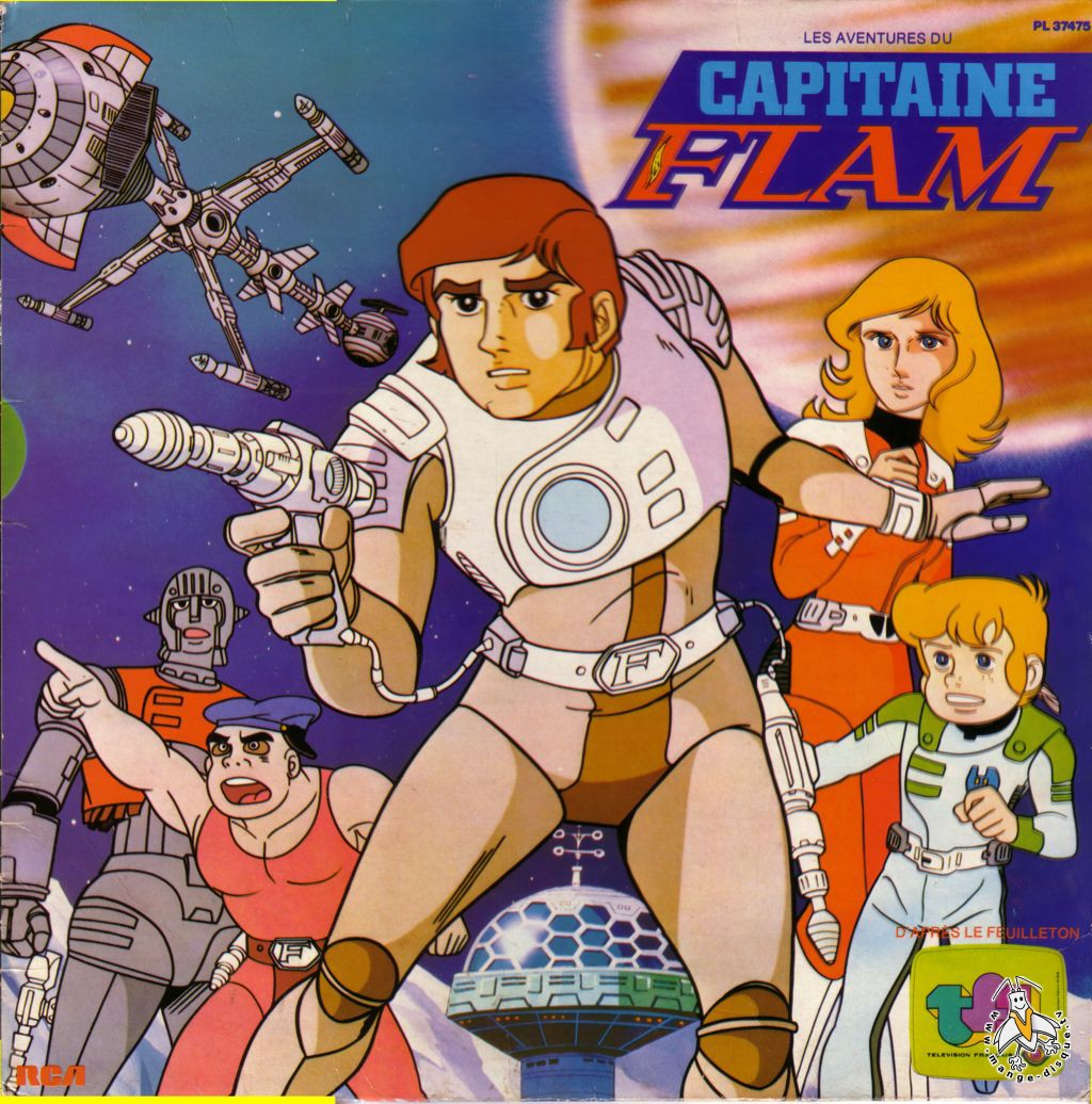 capitaine flamme